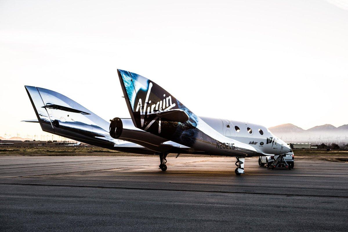Virgin Galactic Website