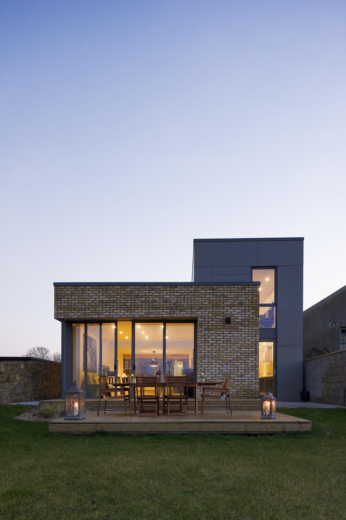 House Extension, Tarbert