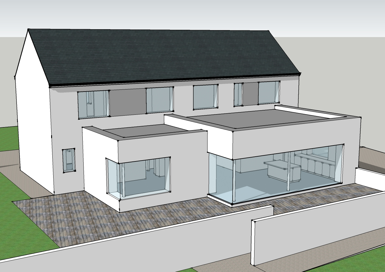 New House, Causeway ( tender stage)