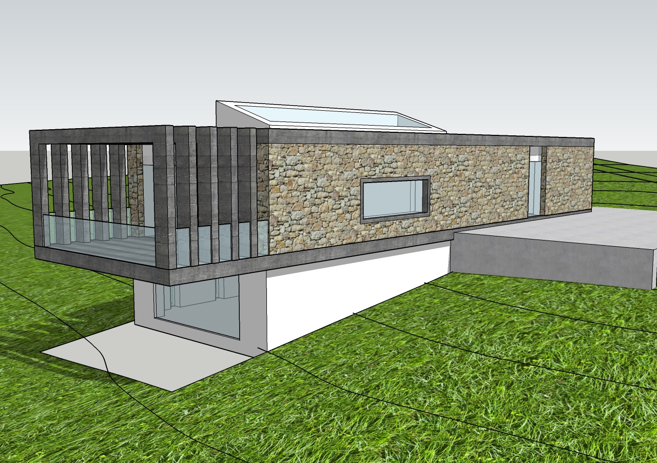 New House, North Kerry (feasibility)
