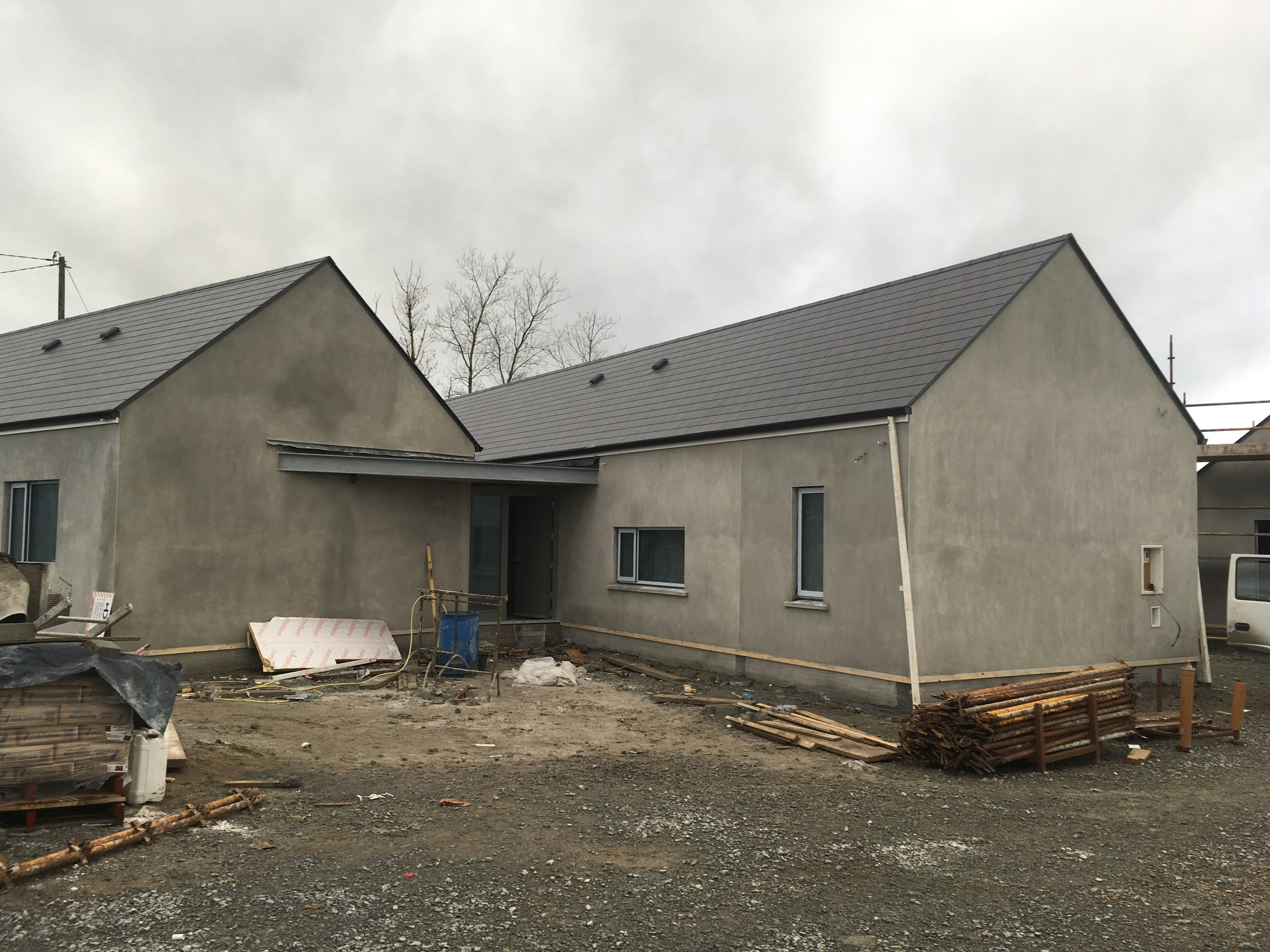 New House, Askeaton (on site)