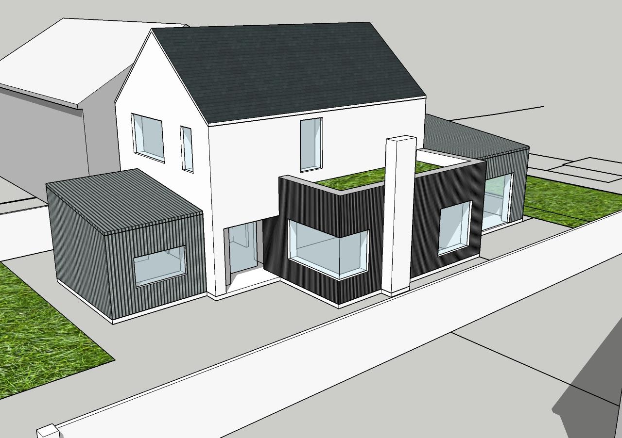New House, Ballybunion