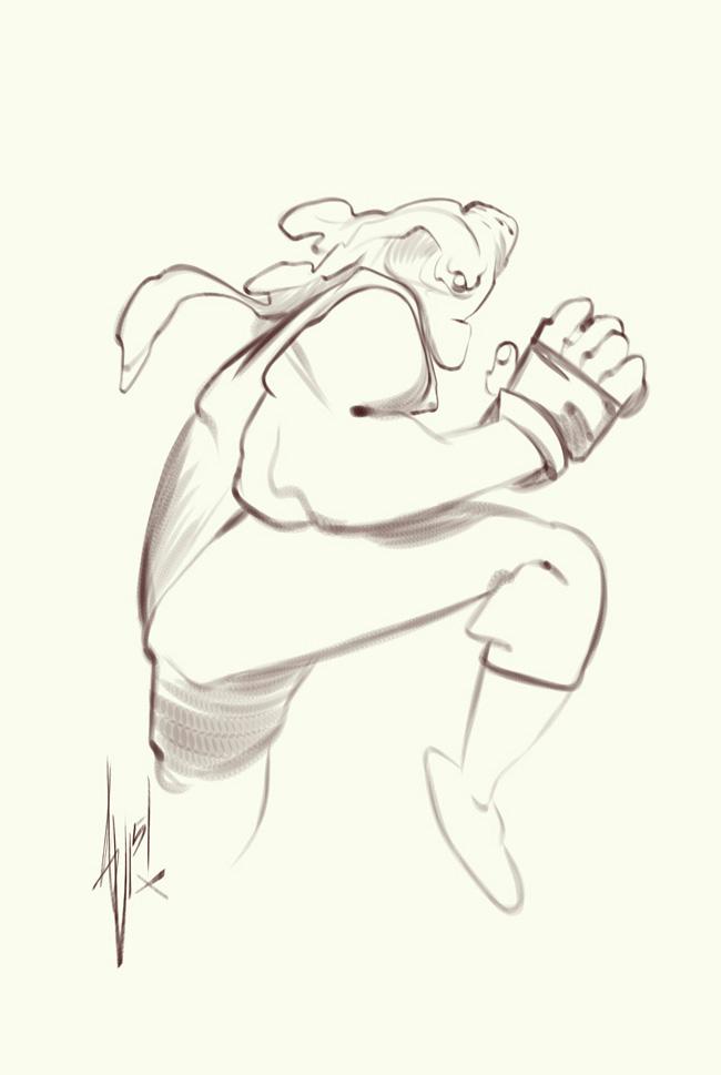 Kung-Fu Dude