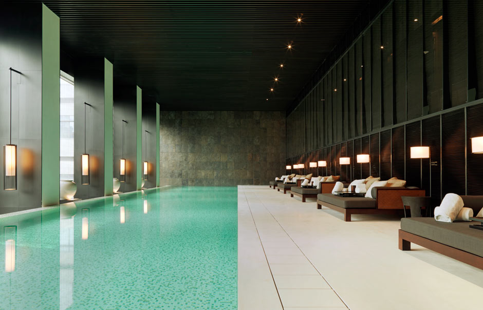The Puli Hotel & Spa (Jing'an District)