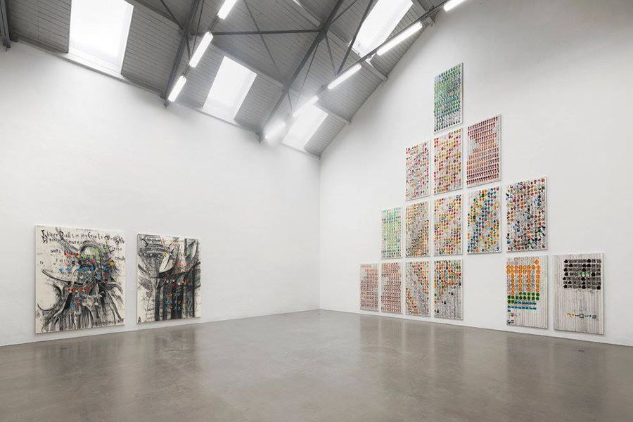 GalerieEIGEN + ART (Mitte)