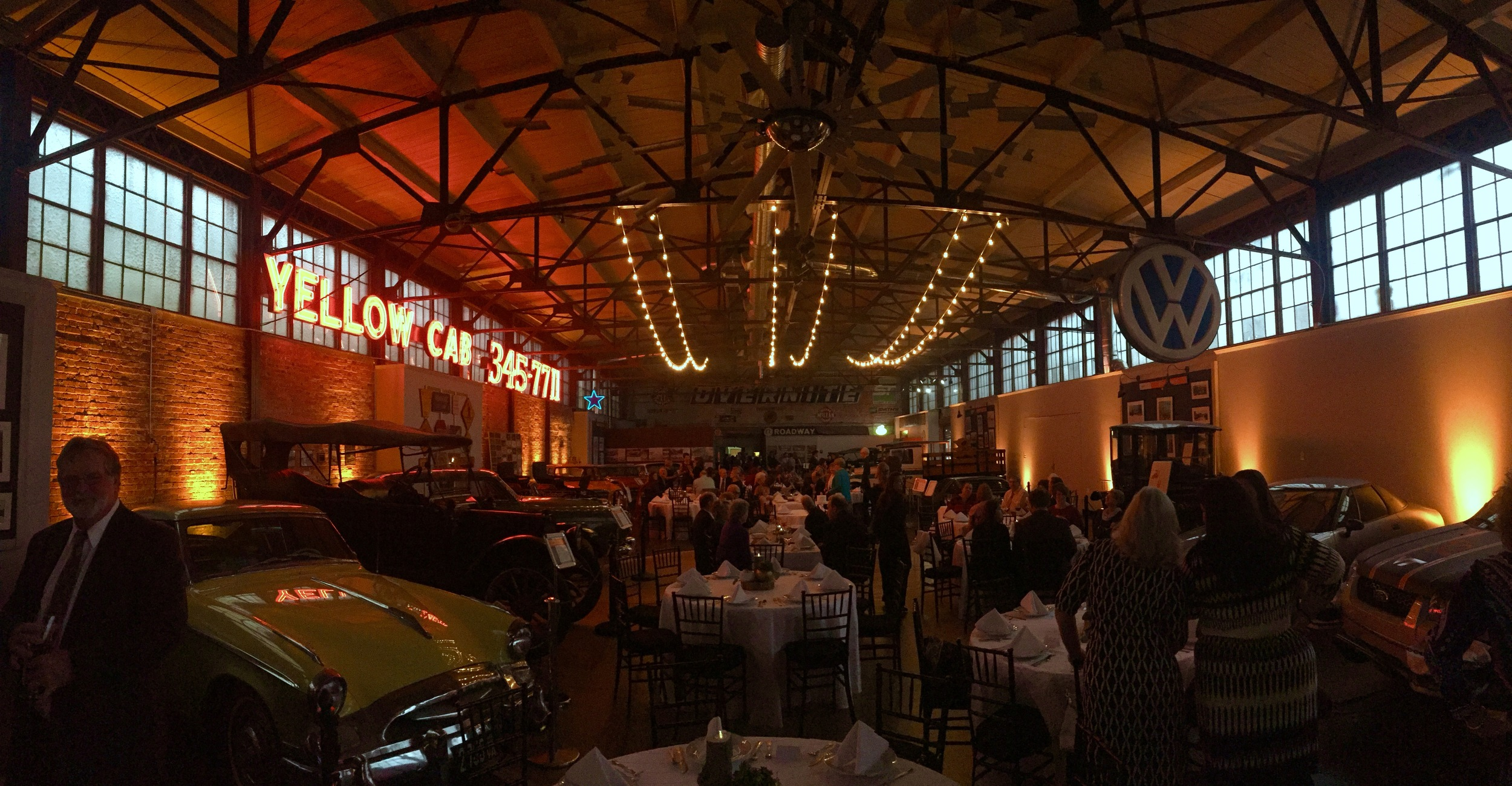 Roanoke Weddings DV Entertainment DJ services Virginia Museum of Transportation 1
