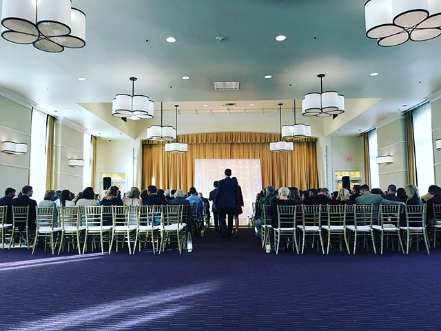 Amazing time at Garrett & Lacy's wedding in Charter Hall at the beautiful @citymarketbldg in downtown Roanoke. What a party! #roanokewedding #virginiawedding #lightingdesign #weddingdj #dventertainmentva #rke #roanoke