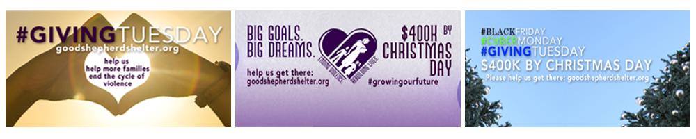 Help us spread the word on social media.