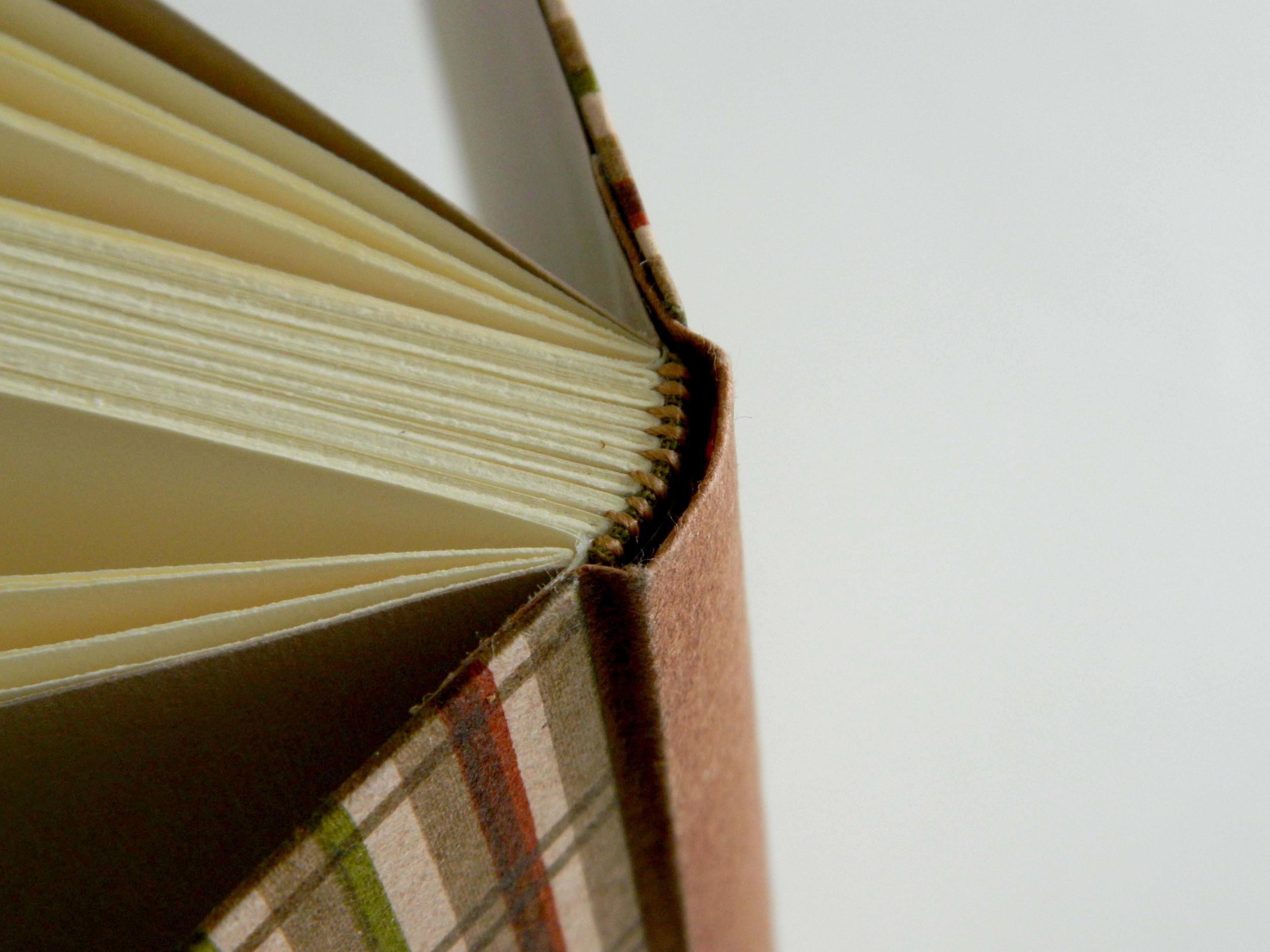 Simplified binding detail