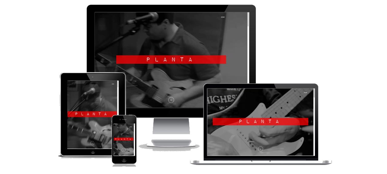 Website Design by  Lara Dominguez