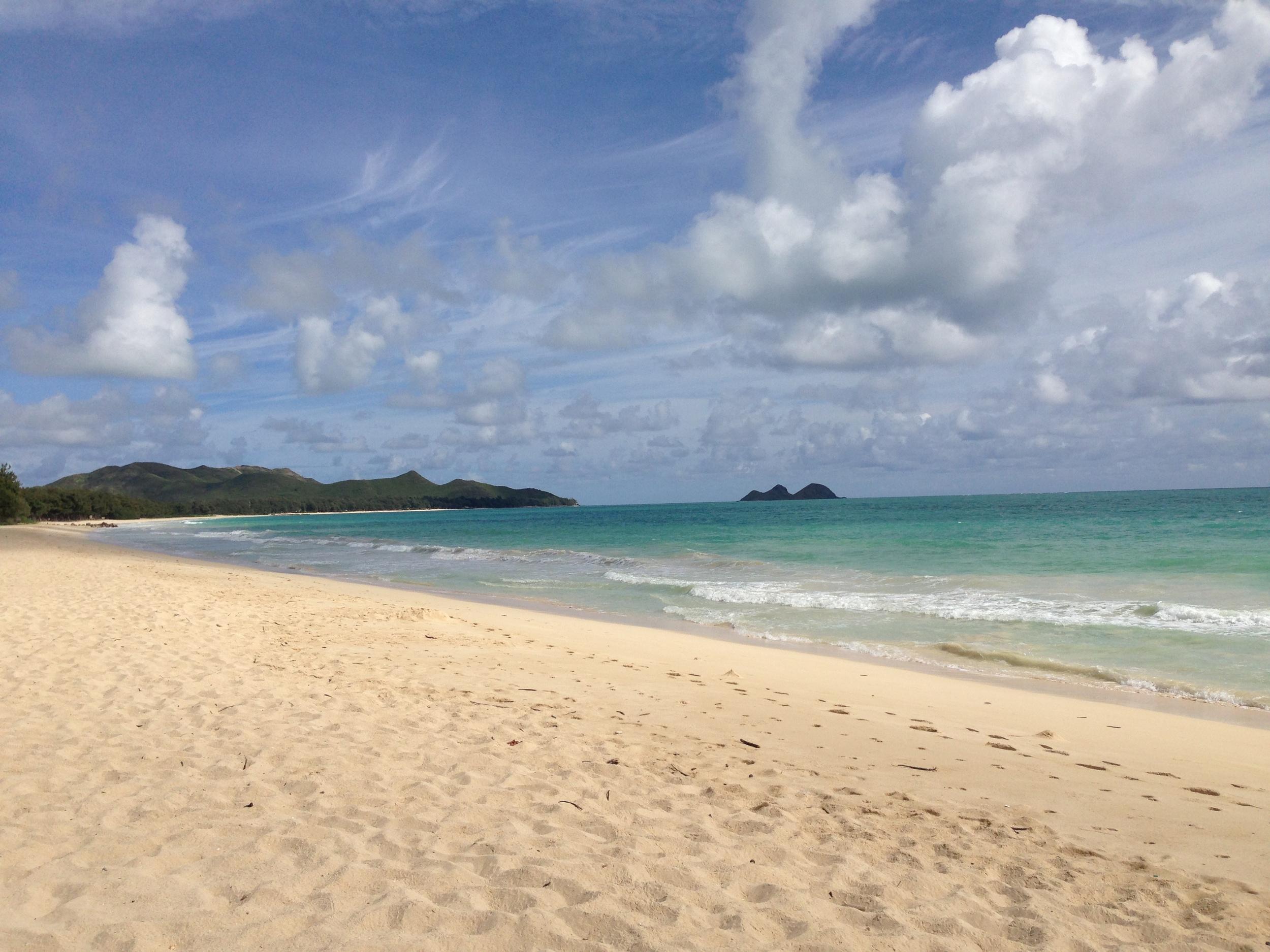 Waimanalo-beach