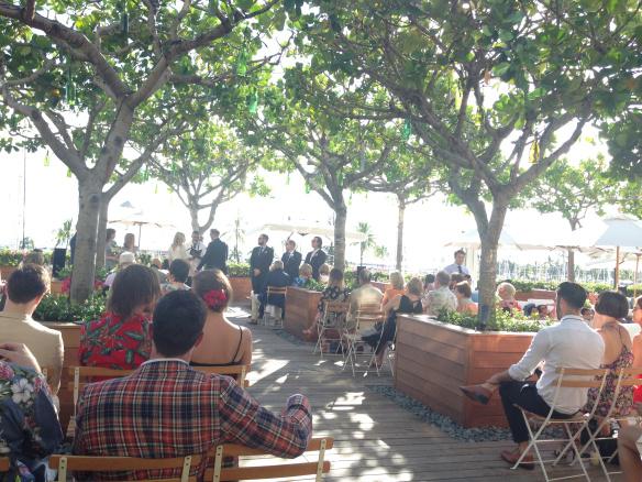 the modern hawaii wedding