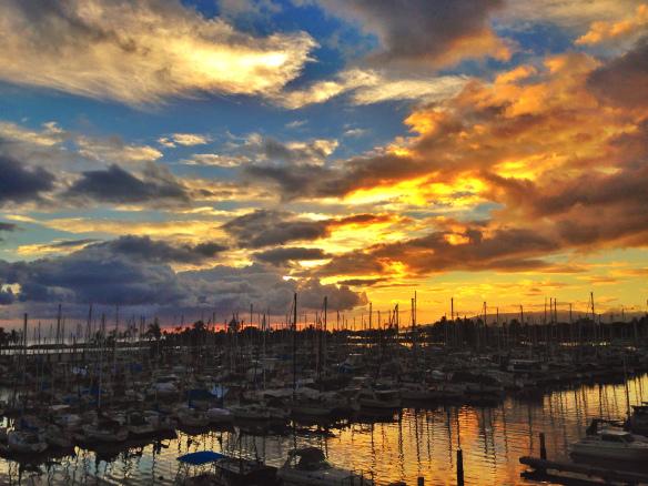 hawaii-sunset-waikiki