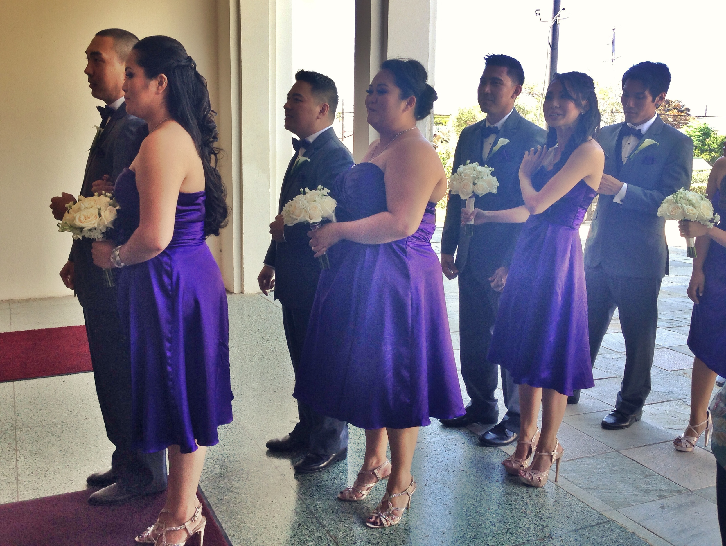 oahu-wedding-party-bridesmaids-groomsmen