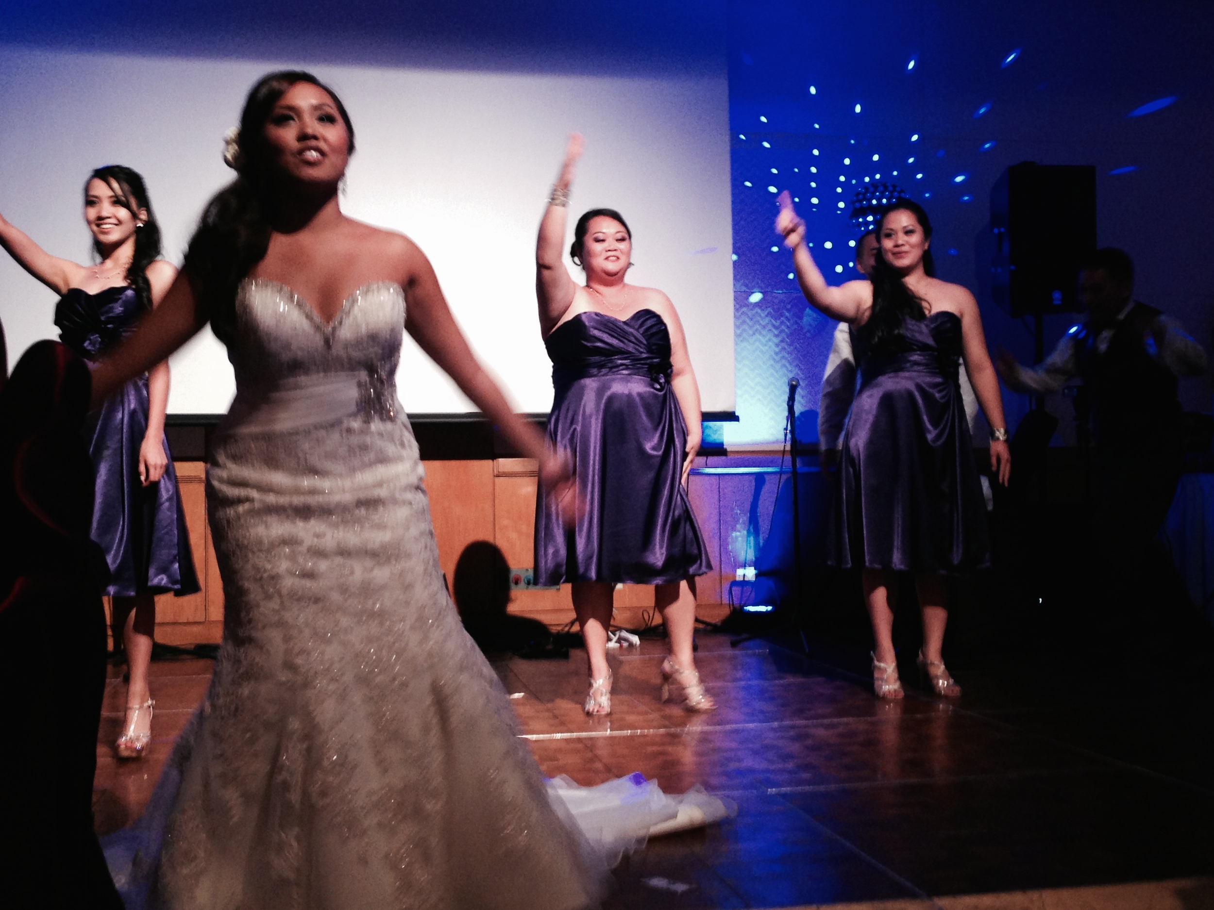 mike-ashley-hawaii-prince-hotel-reception-wedding-dance-fun-bridesmaids