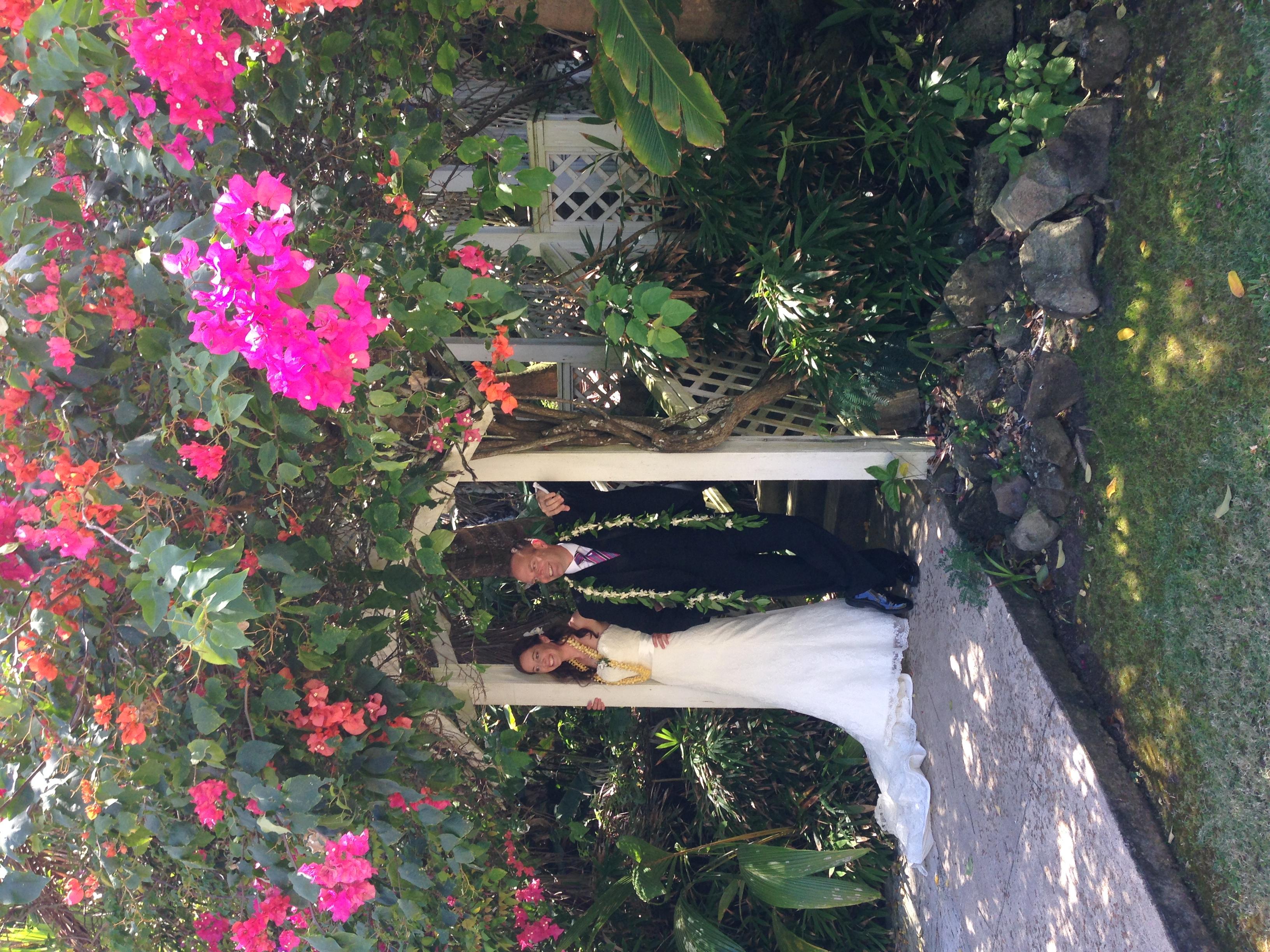 hawaii-flower-arch
