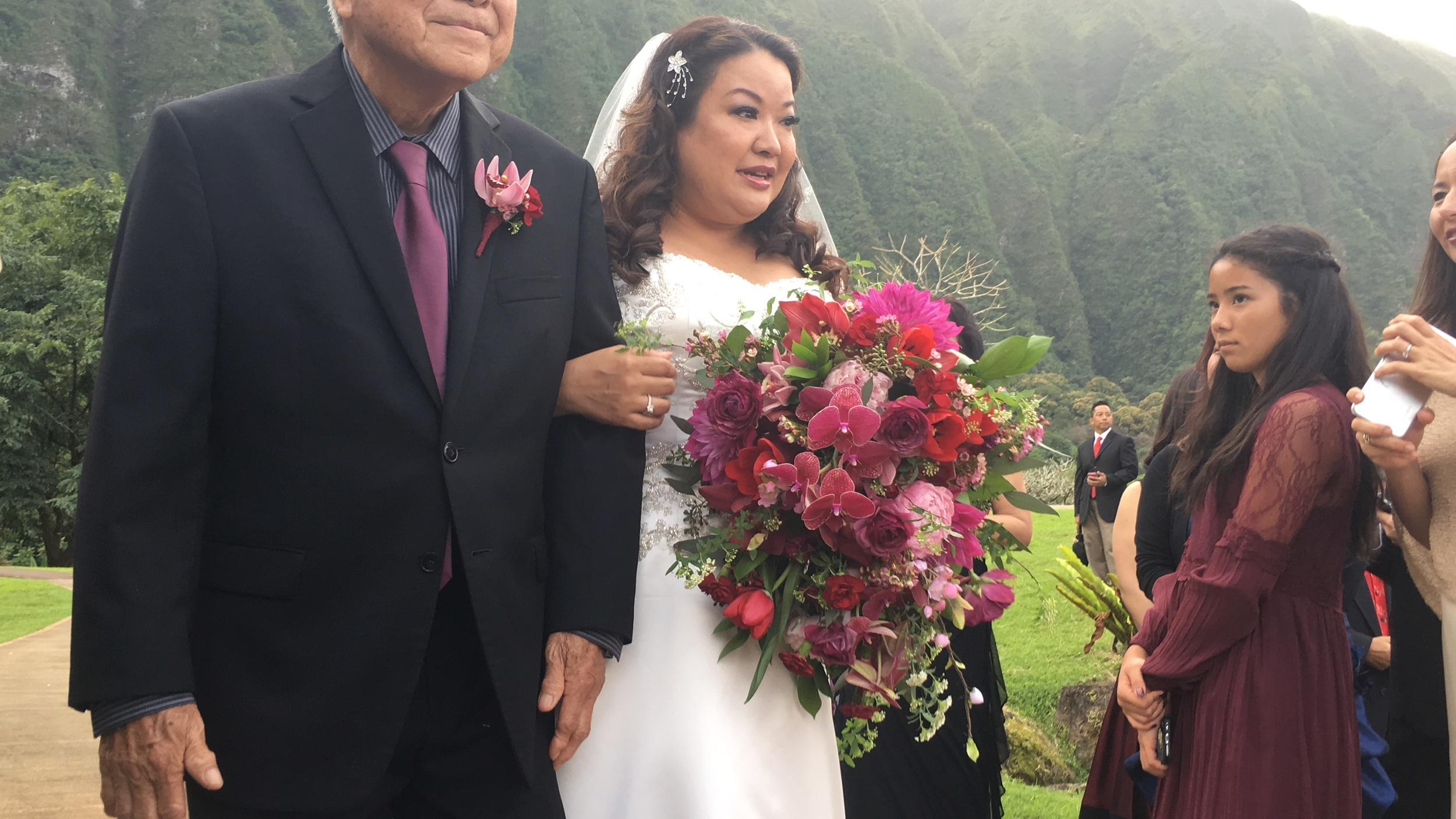 koolau wedding