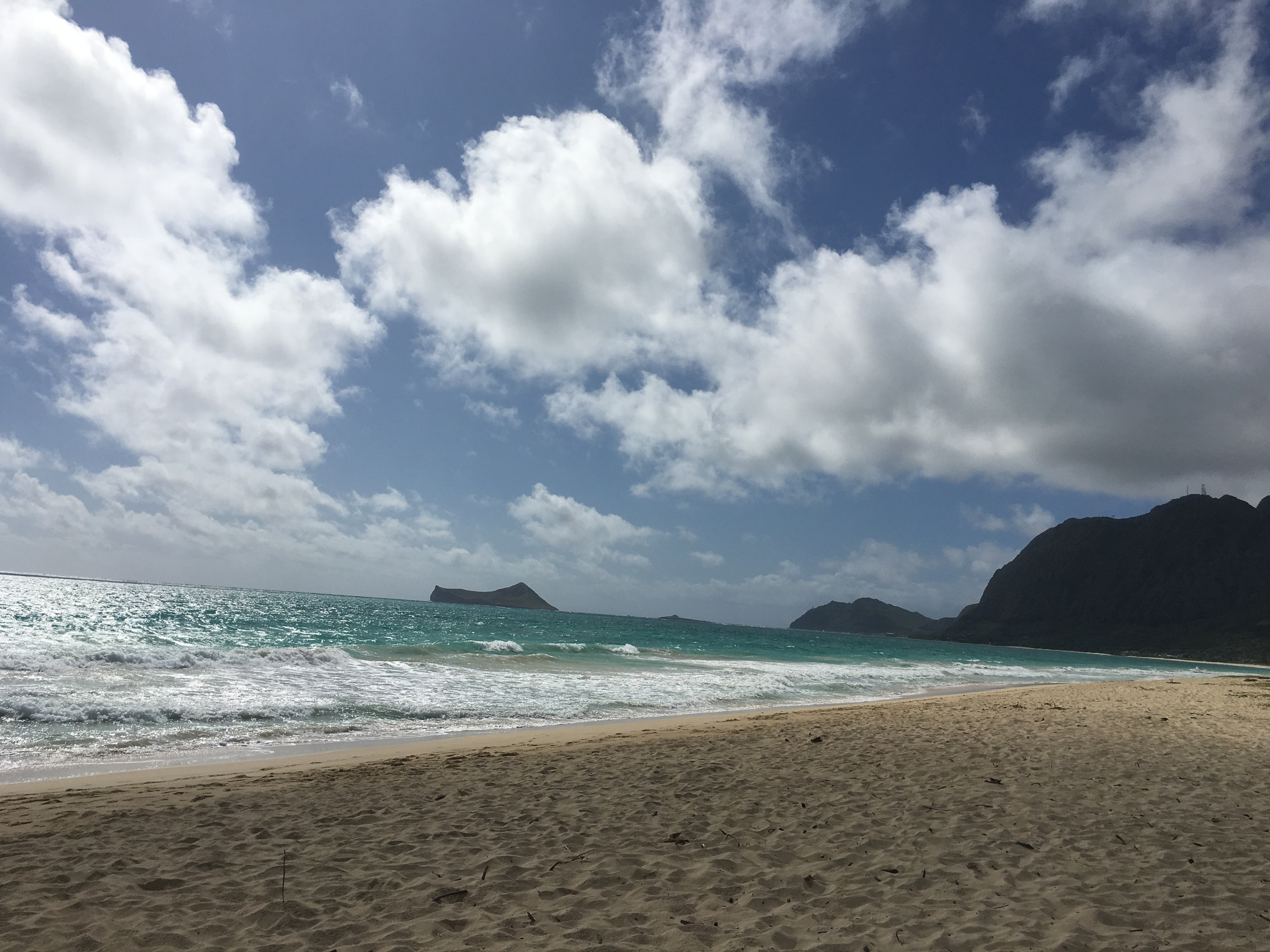 beautiful-oahu-beach