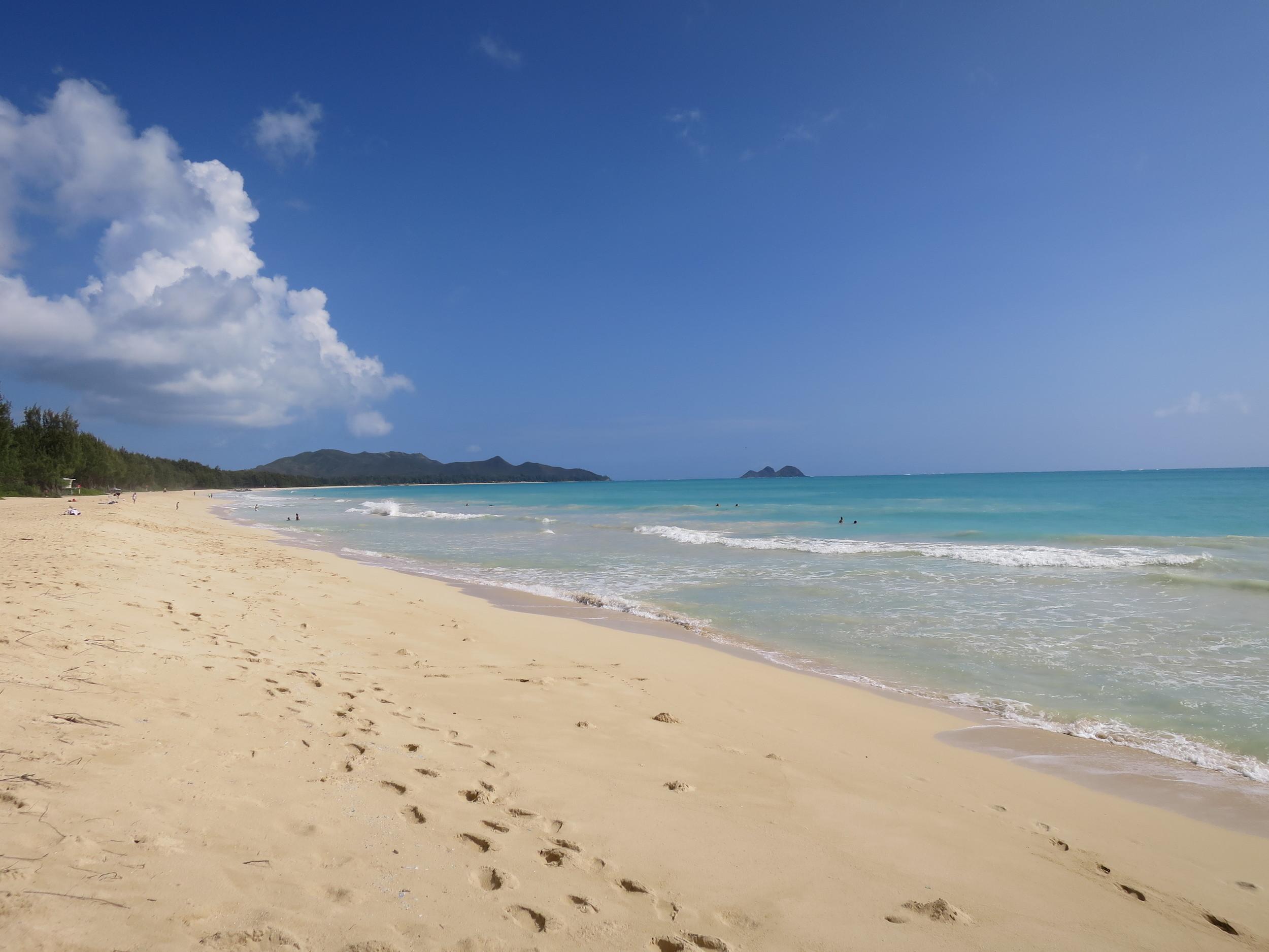 Hawaii-Beach-Waimanalo