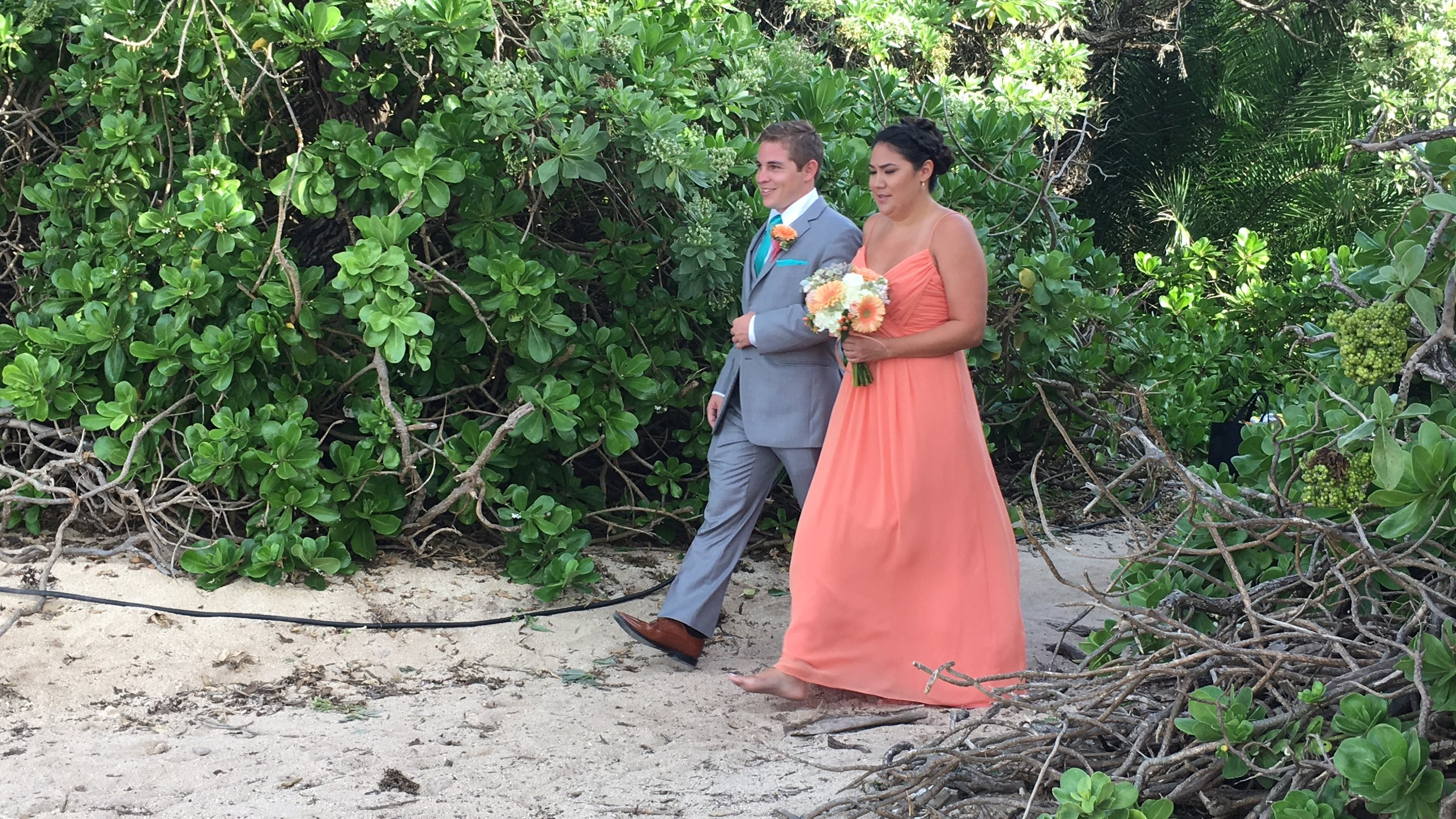 hawaii-bridesmaid