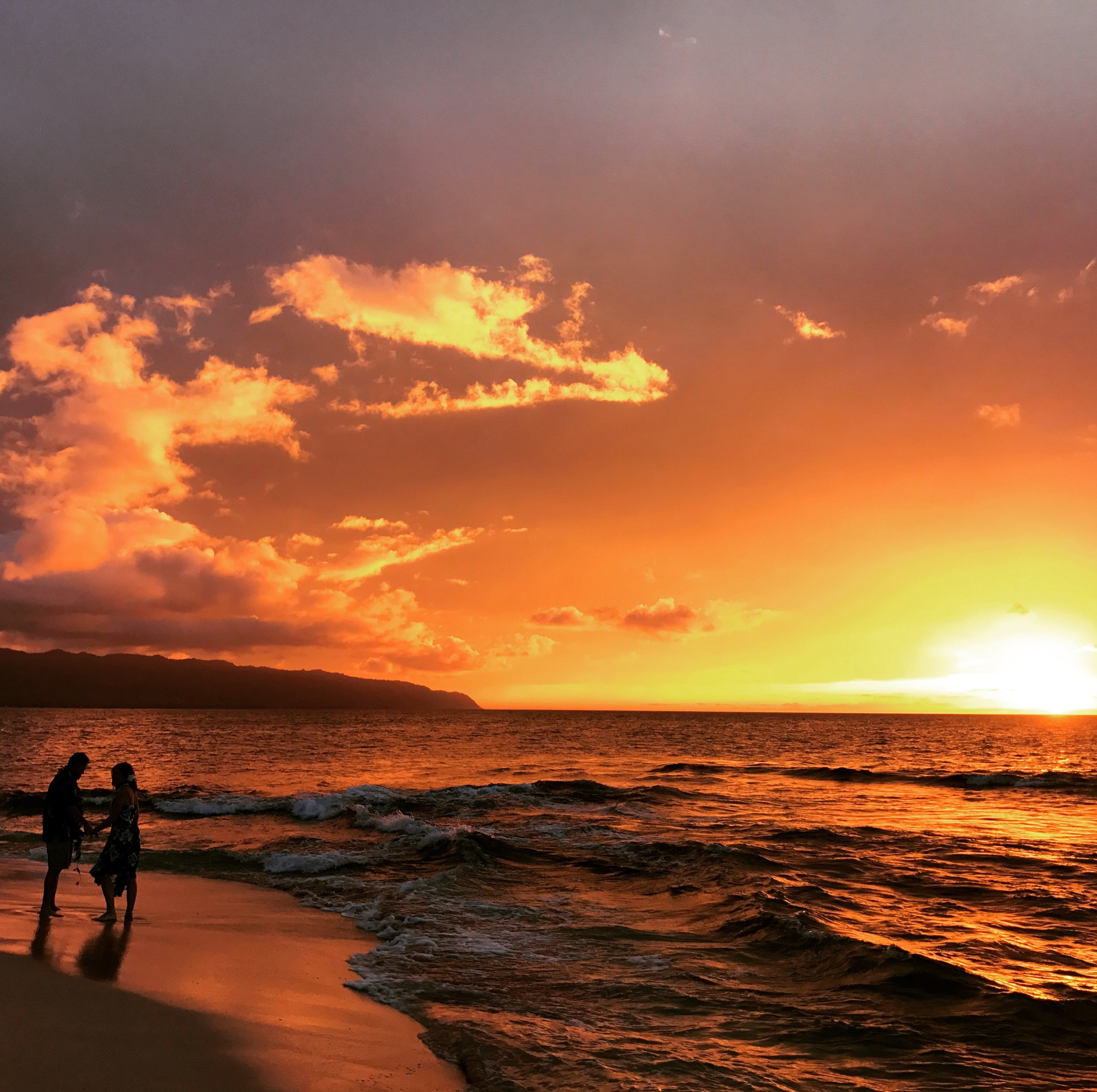 hawaii-sunset-wedding