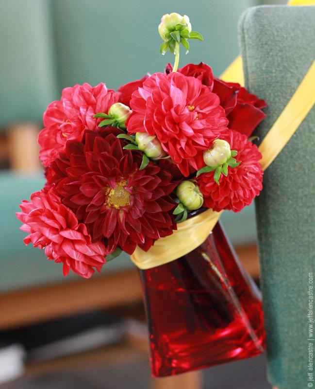 Aisle Floral - Sample 1