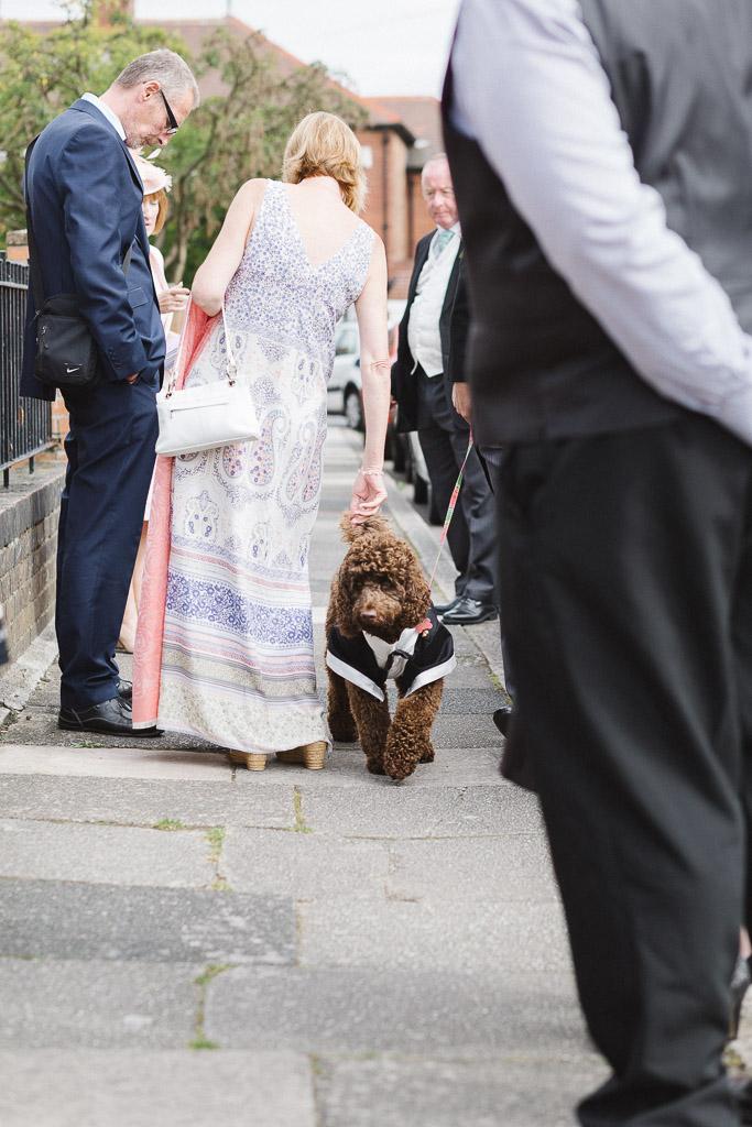 Blagdon Parlour Wedding - Northumberland Wedding Photographer-12.jpg