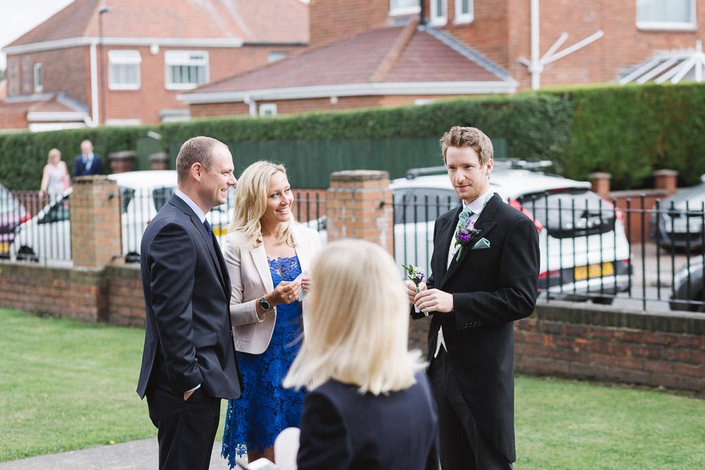 Blagdon Parlour Wedding - Northumberland Wedding Photographer-8.jpg