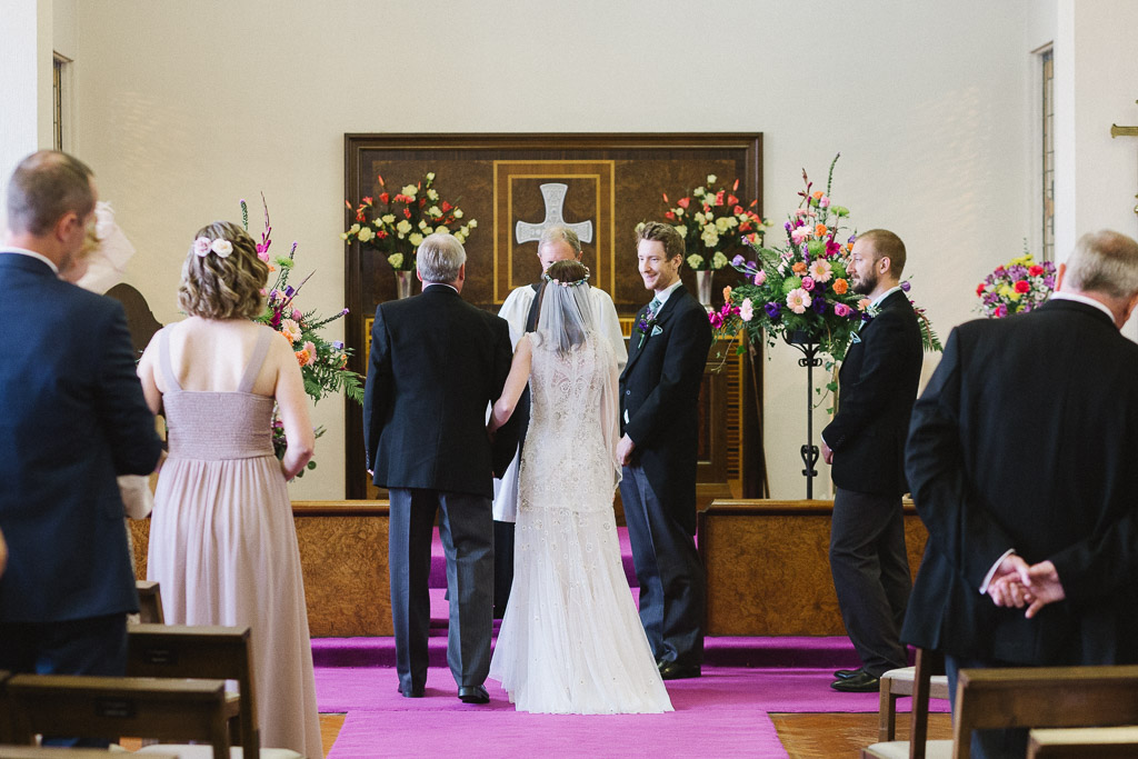 Blagdon Parlour Wedding - Northumberland Wedding Photographer-33.jpg