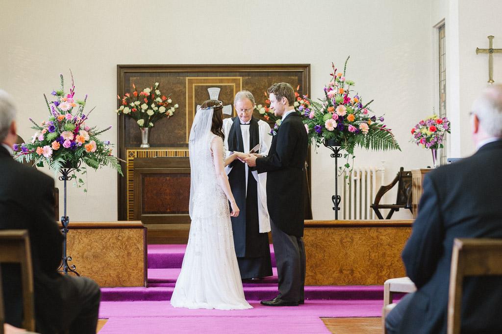 Blagdon Parlour Wedding - Northumberland Wedding Photographer-37.jpg
