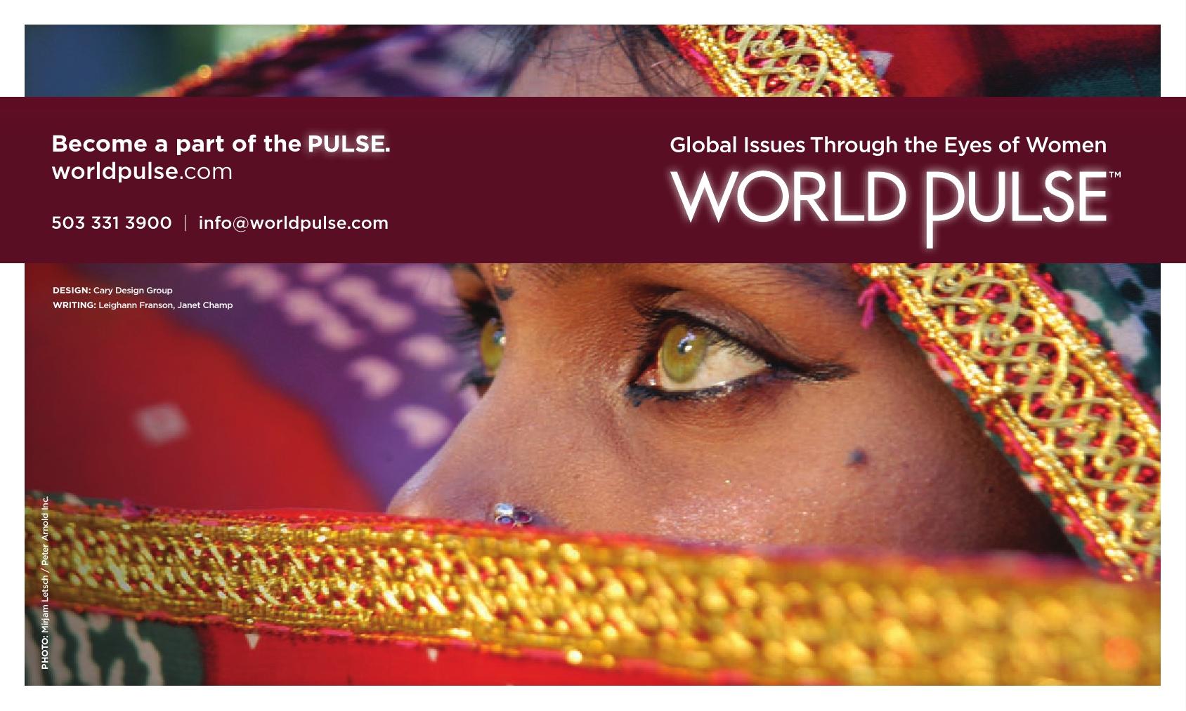 World Pulse Brand Book
