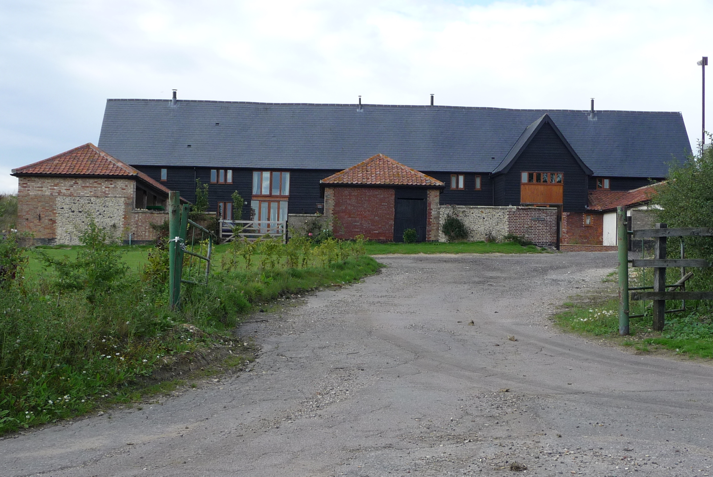 Old Newton  Barn Conversion
