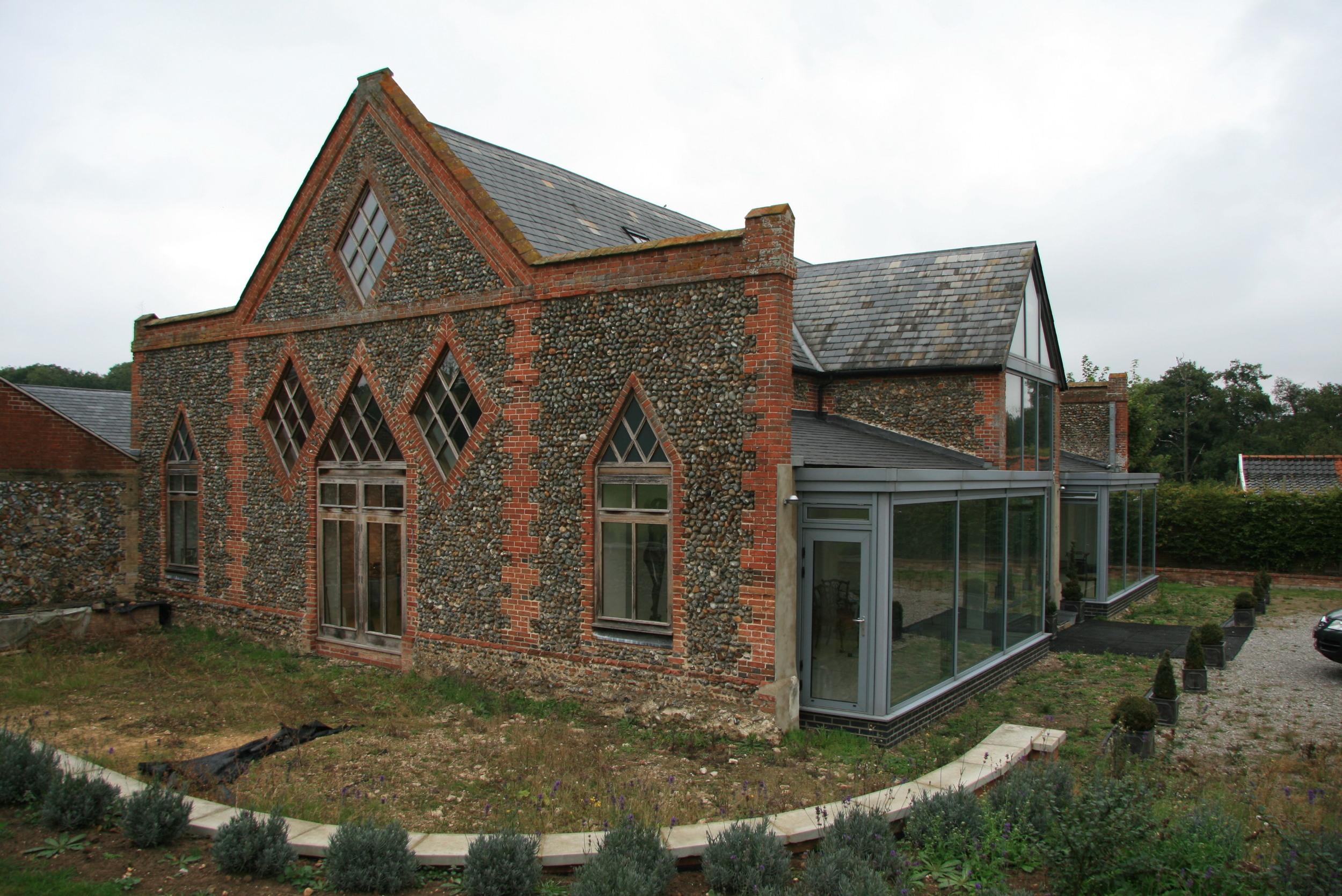 Stone Barn  Conversion, Great Finborough