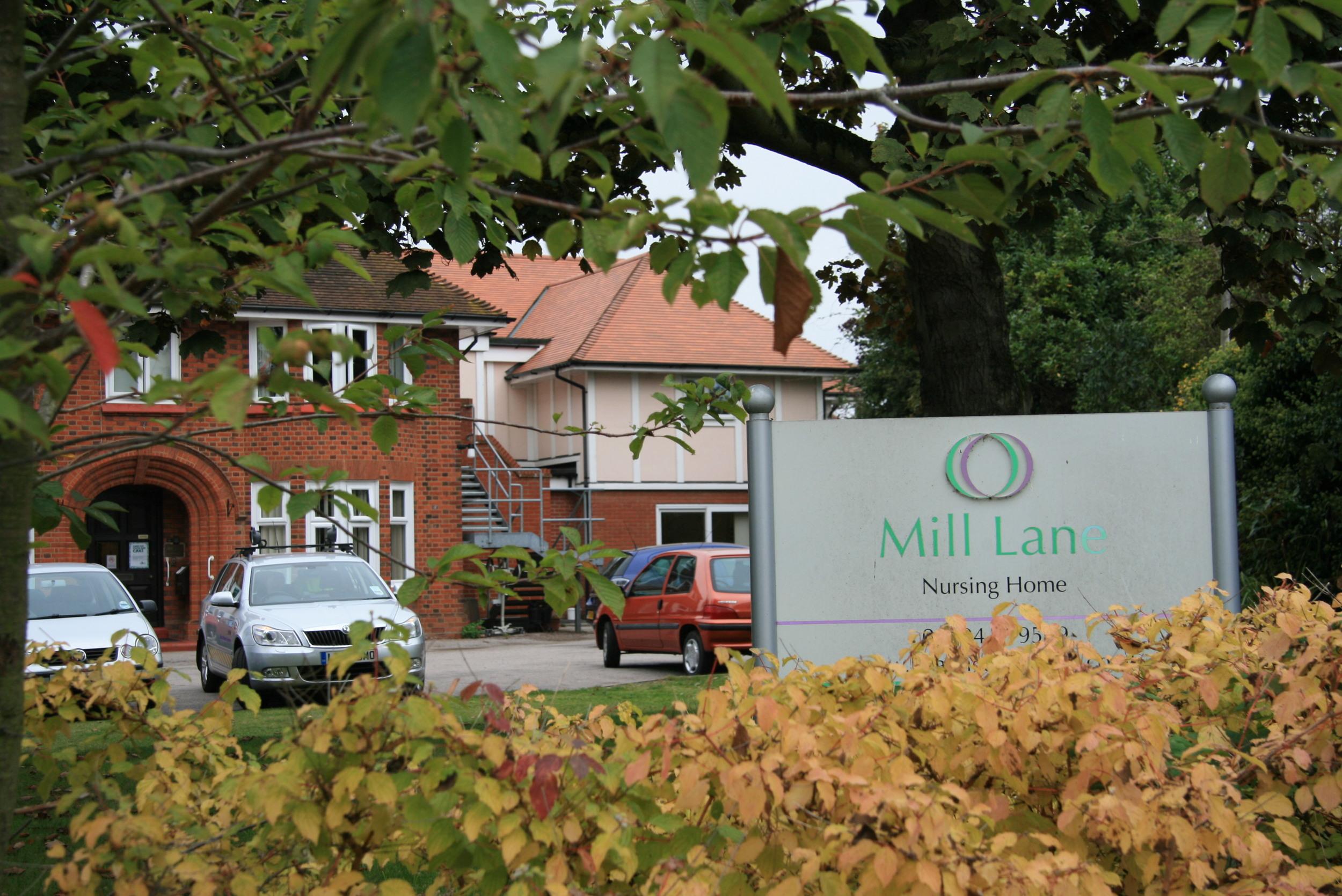 Nursing Home  Garrison Lane, Felixstowe