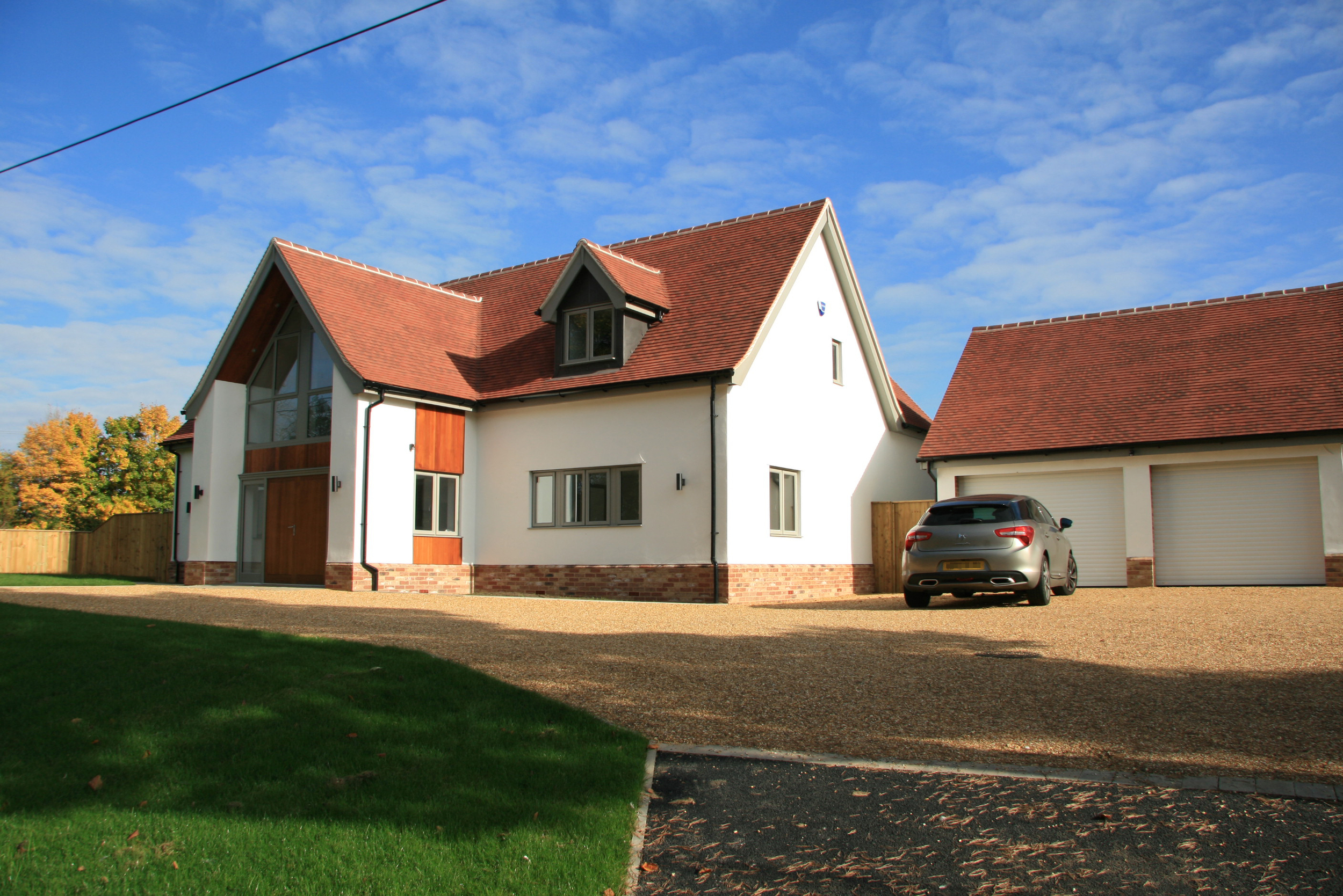 Demolition of existing bungalow and replacement with a modern, attractive 4 bedroom dwelling at Calais Street, Boxford.