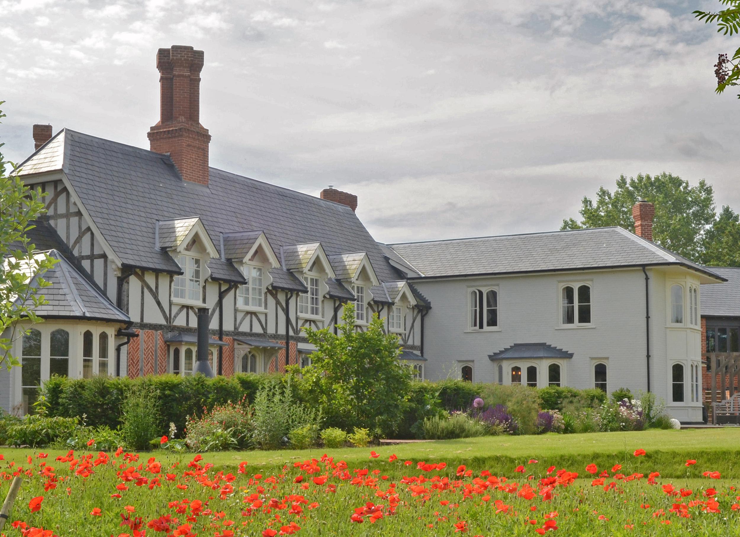 Yew Tree Farmhouse  Private Dwelling, Hasketon