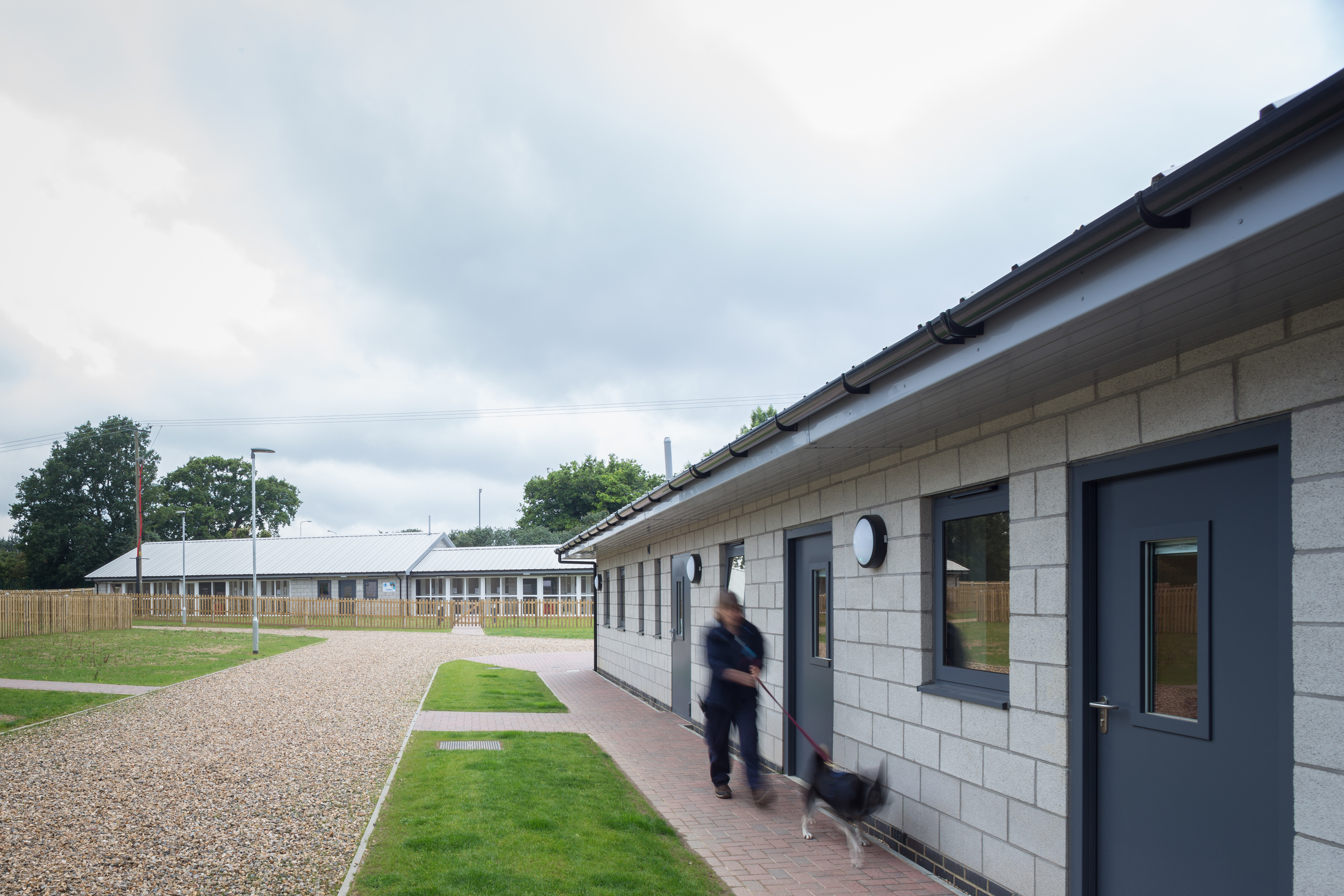 Patrick Allen & Associates Ltd were appointed to design a new animal welfare centre in Wherstead, Ipswich, as the charity needed to relocate to a larger premises.