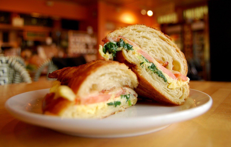 Joes' Breakfast Sandwich