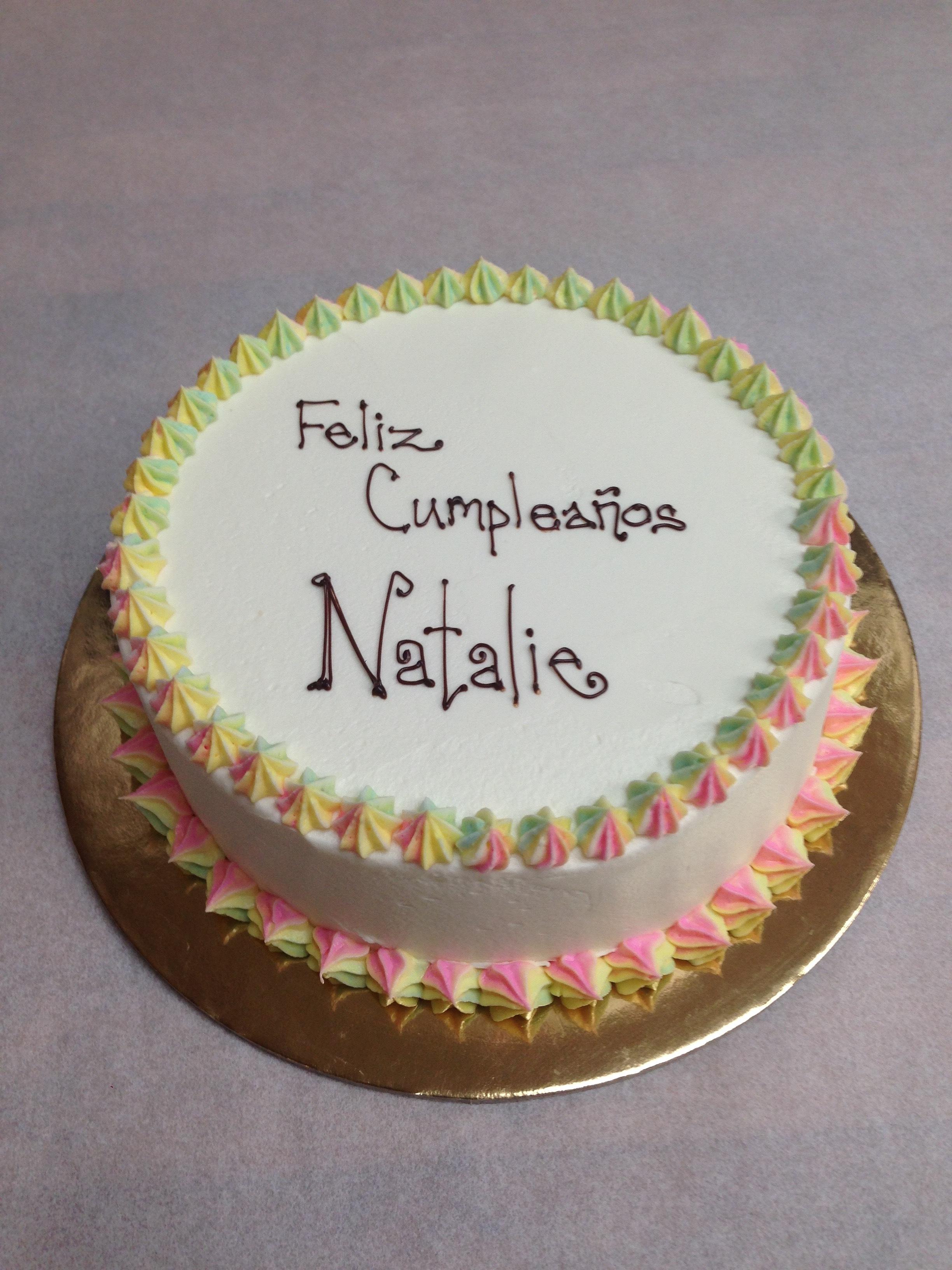 Smash Cake, Fiesta