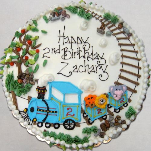 Animal Train | zachary