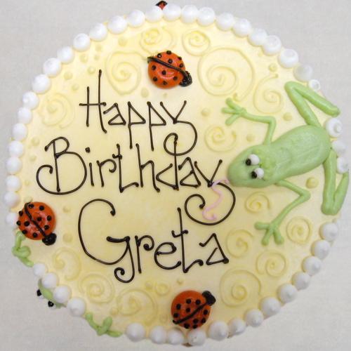 Frogs and Ladybugs | greta