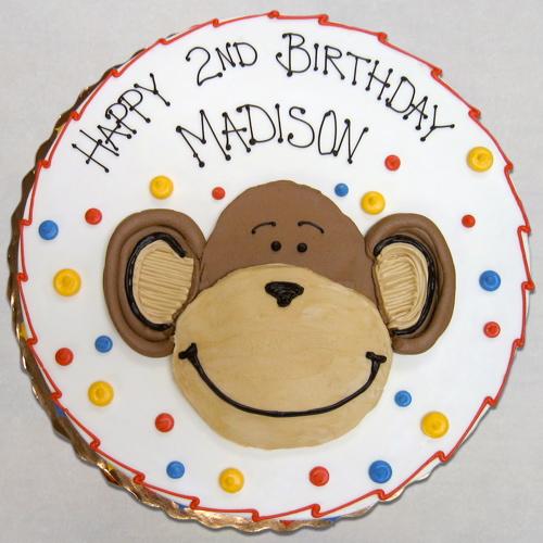 Monkey Face | madison