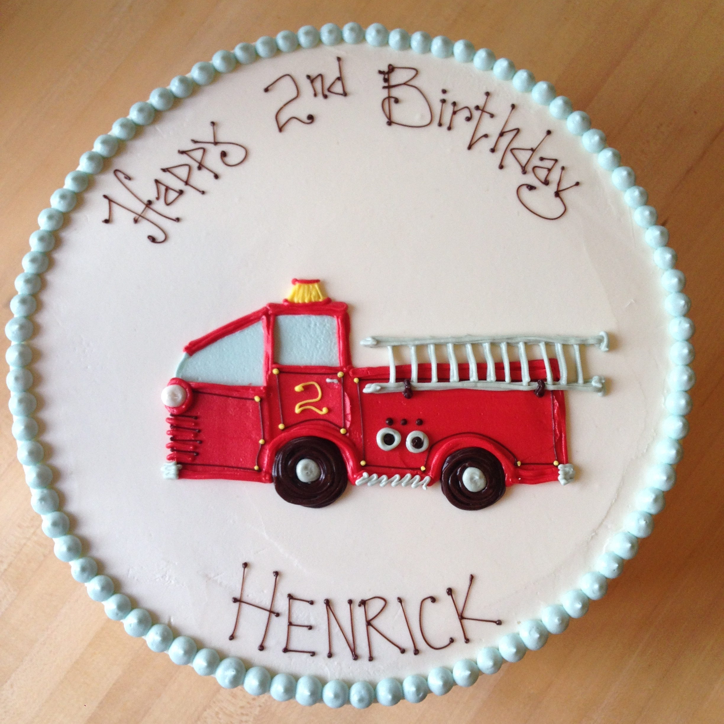 Fire Engine | henrick