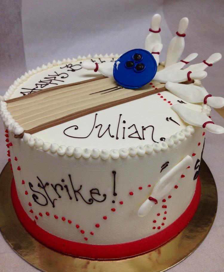 Bowling in Blue | julian