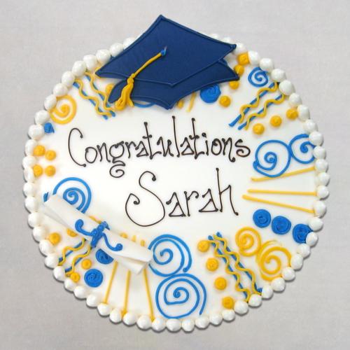 Graduation Abstract | sarah