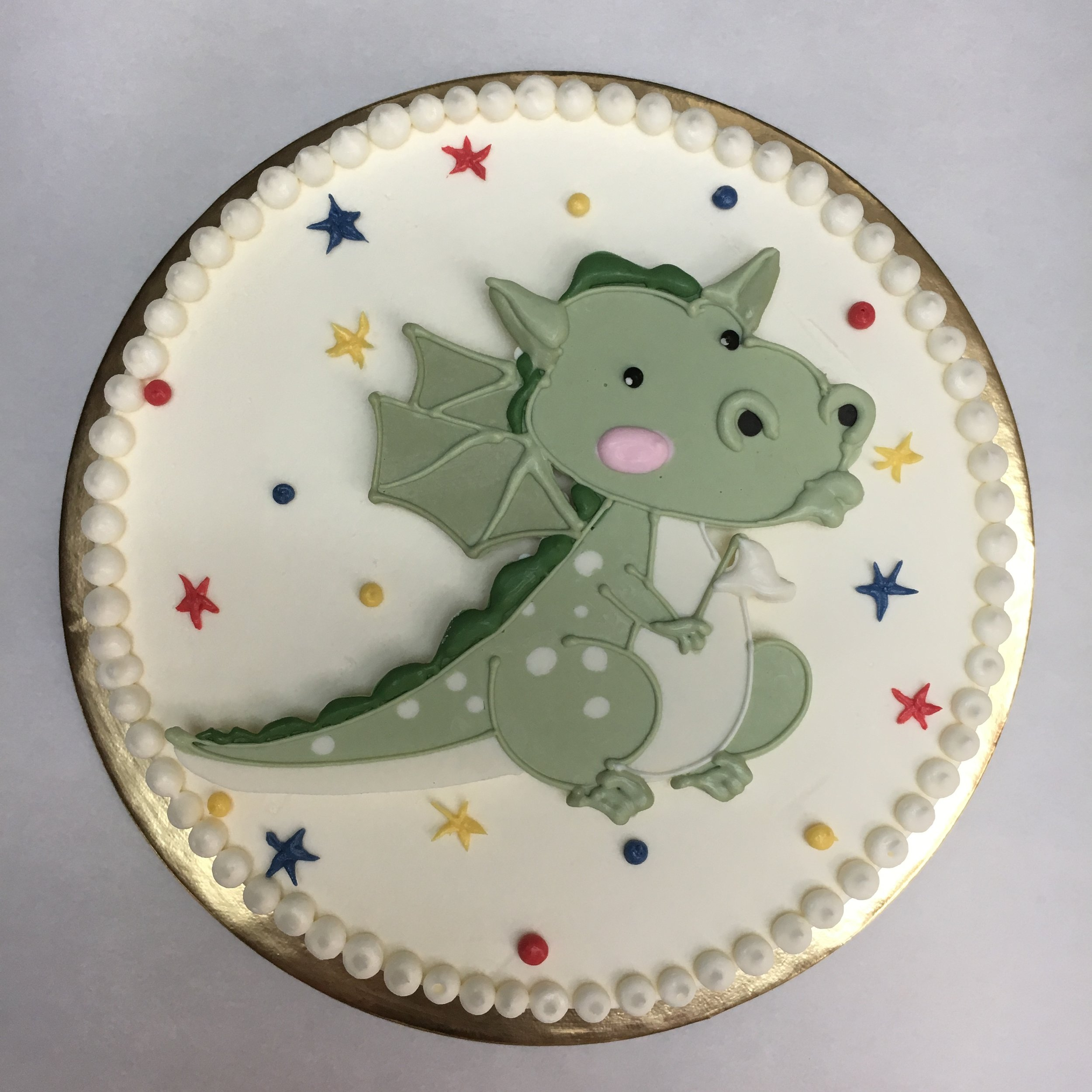 Smash Cake, Dragon