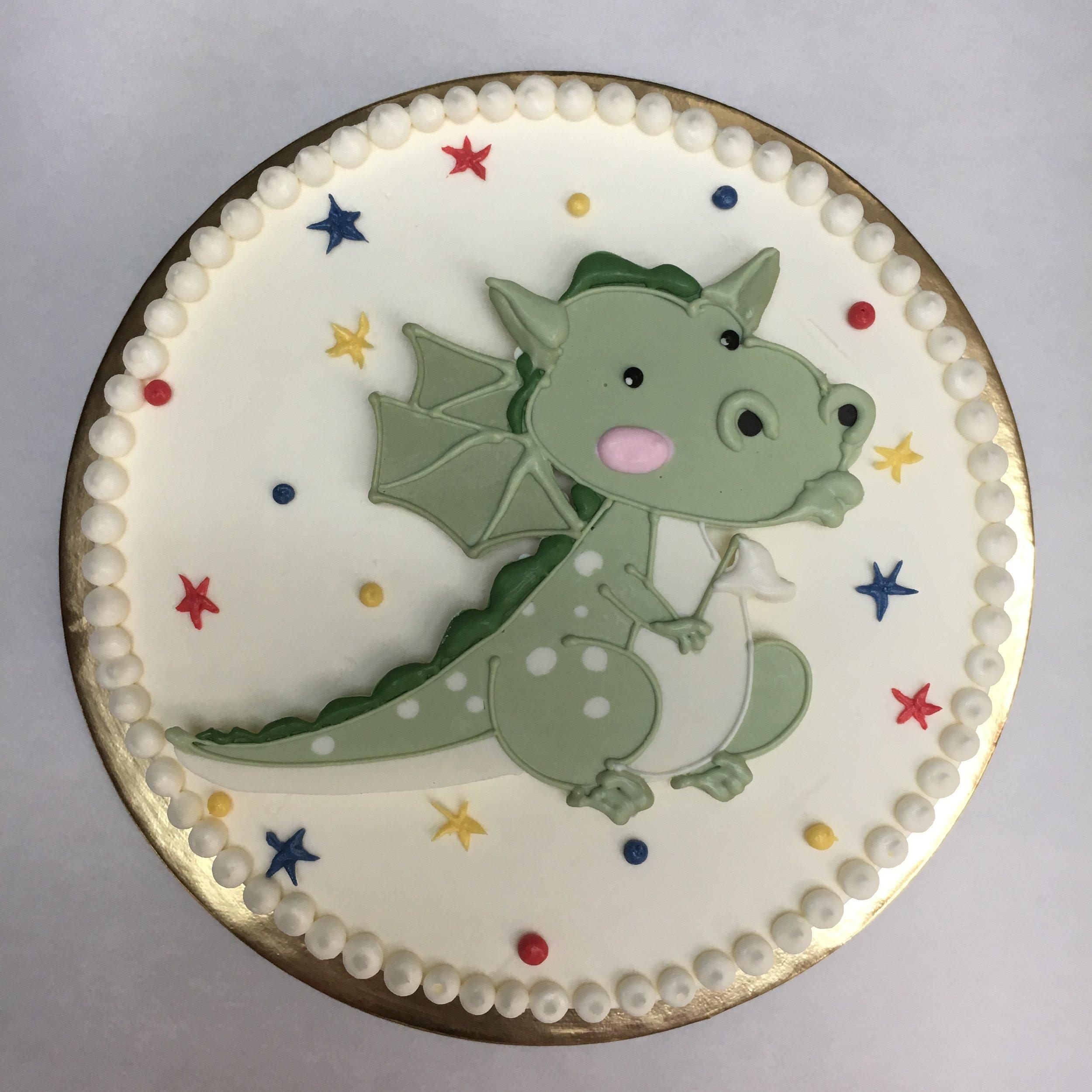 Smash Cake, Dragon