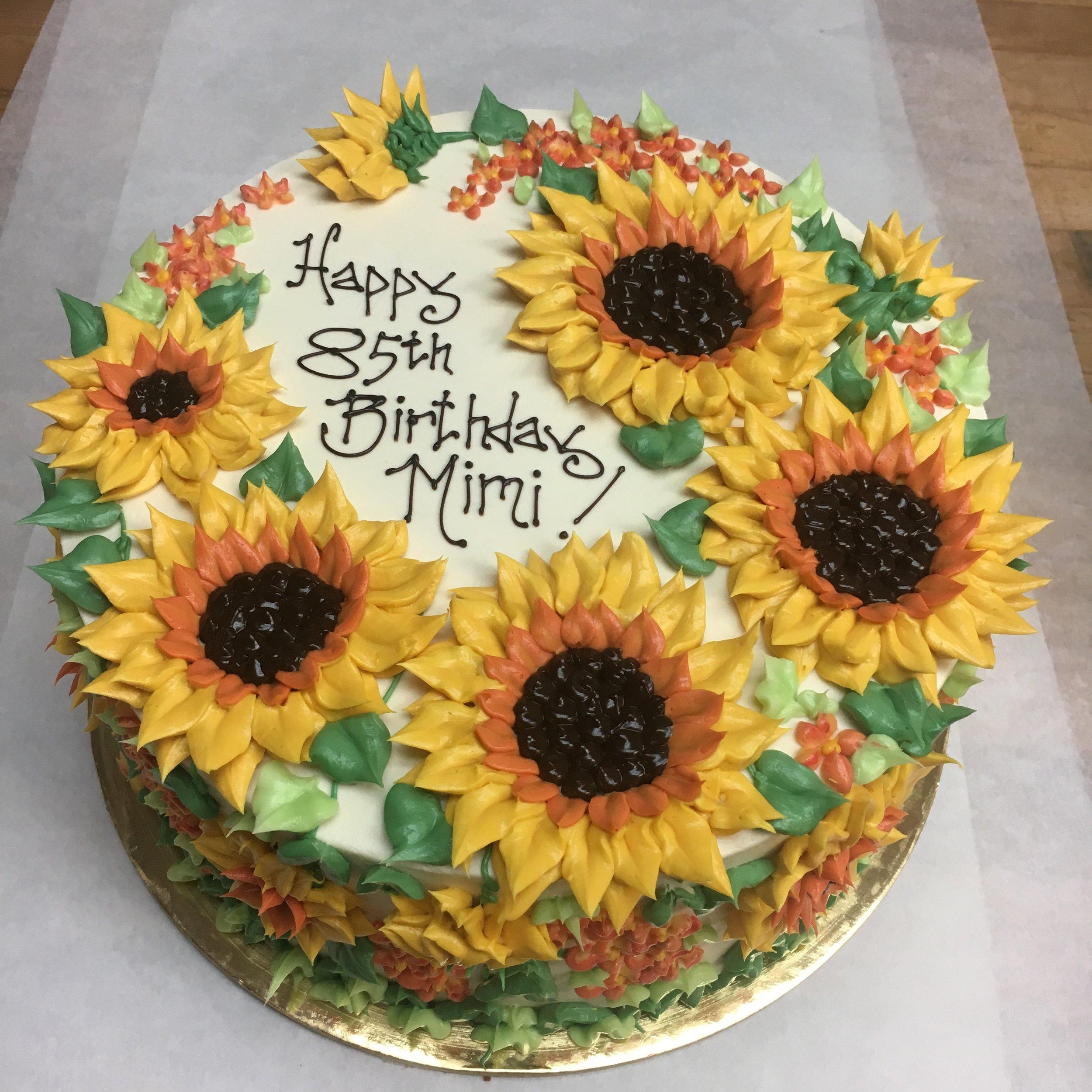 Sunflowers on Stem | mimi