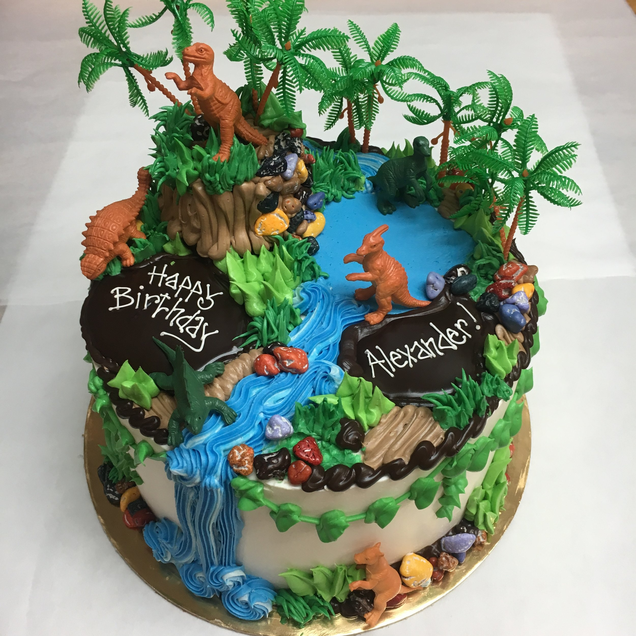 Dino-mite Birthday!