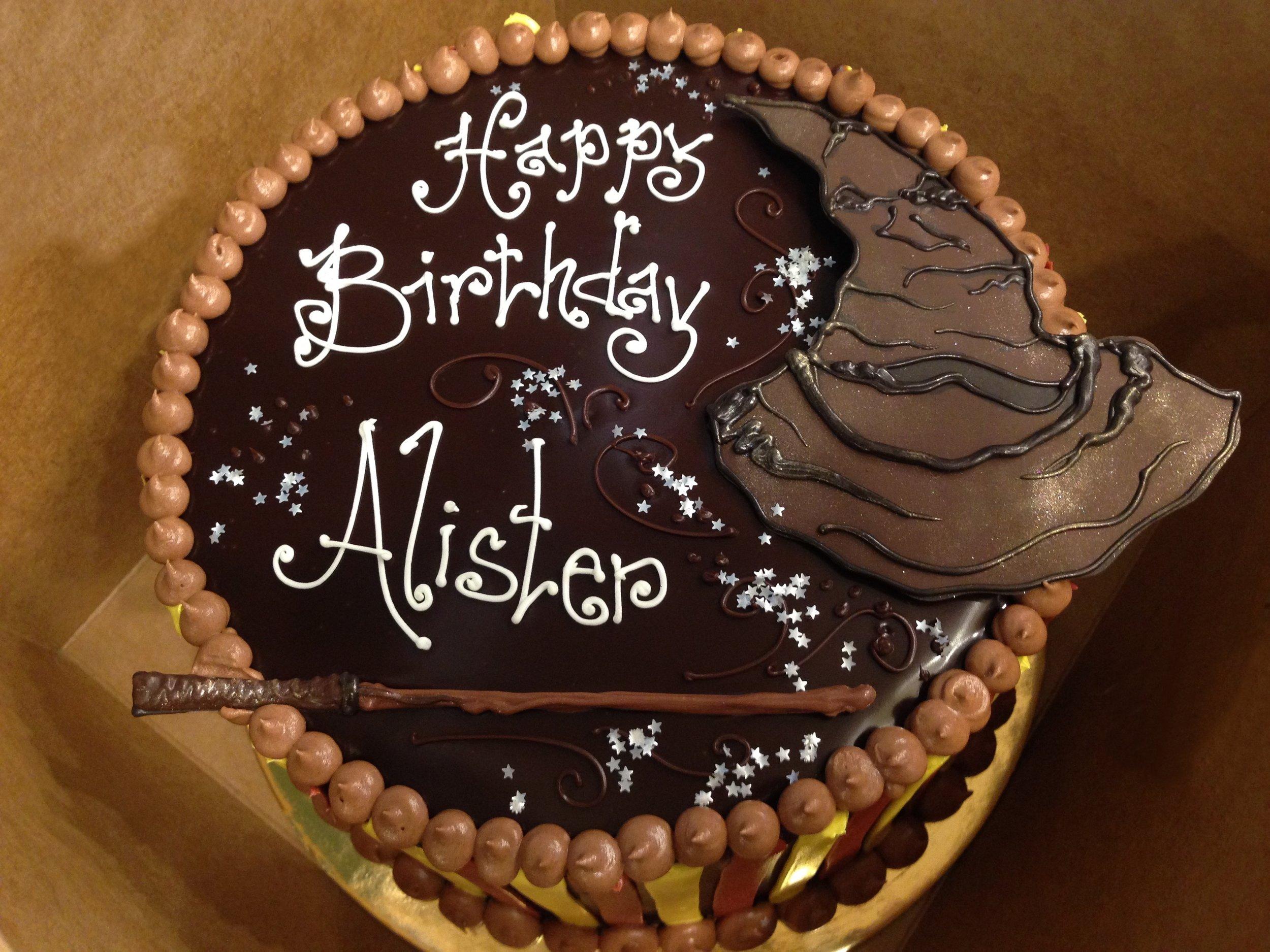 Magic Birthday